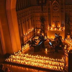 Curta um tributo a Nina Simone em São Paulo à luz de velas