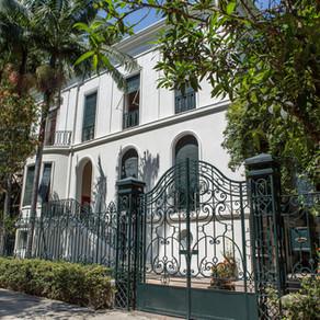 A Jazz Mansion está de volta em uma mansão histórica de 1914