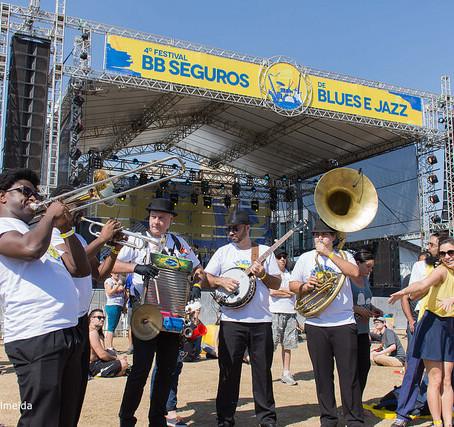 Festival BB Seguros de Blues e Jazz começa em setembro e terá edição híbrida