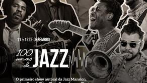Conheça os artistas da próxima edição da Jazz Mansion