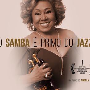 Assista o documentário 'O Samba é Primo do Jazz', que conta a vida de Alcione