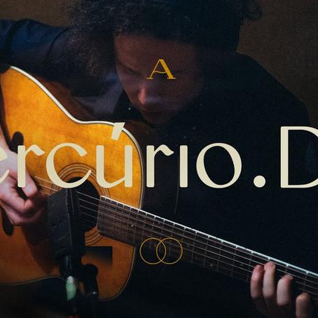 Mini-doc de Alex Albino mostra processo de criação do EP 'Mercúrio'; Assista