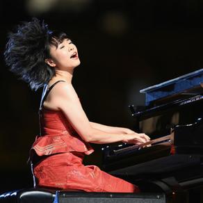 O jazz de Hiromi Uehara na abertura das Olimpíadas