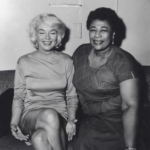 Mais que amigas: Ella Fitzgerald, Marilyn Monroe e a força de uma amizade