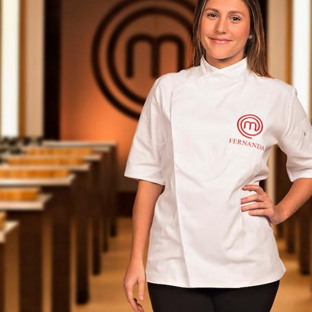 Fernanda Emerich é a Chef convidada da próxima edição do Cook & Jazz