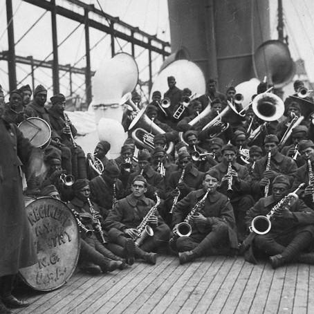 Quem são os soldados negros que levaram o jazz para a Europa