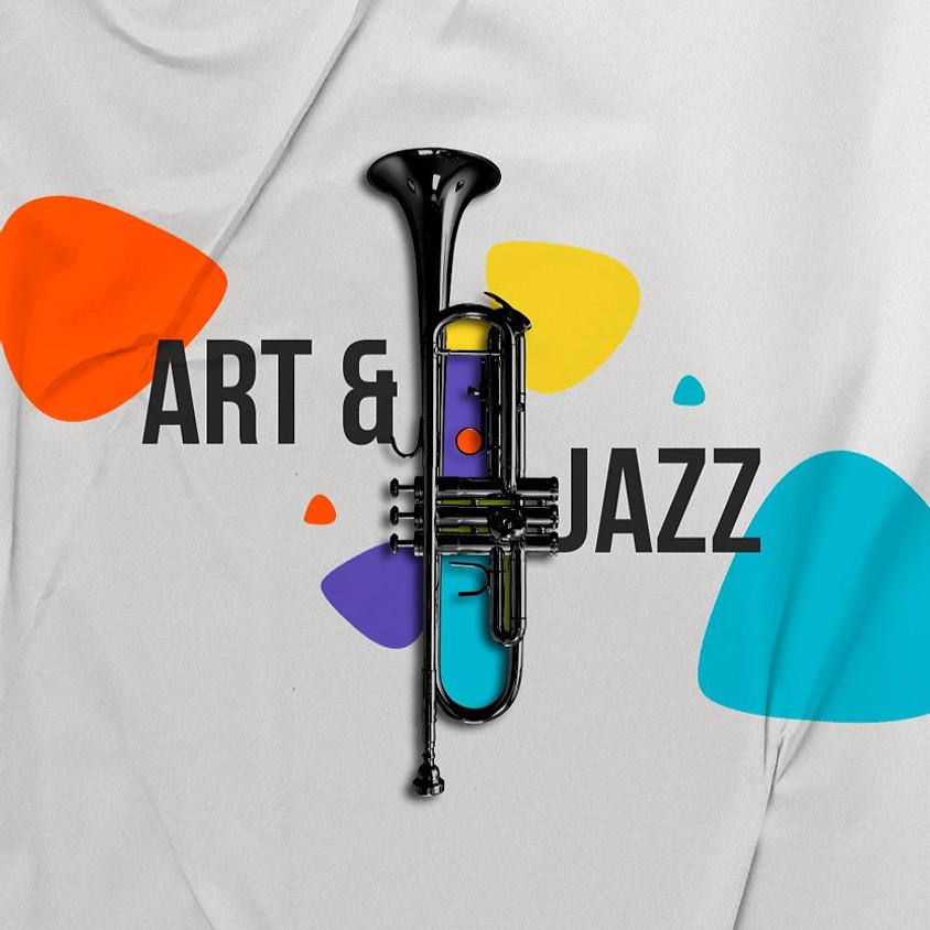Art & Jazz no Bourbon Street Music Club