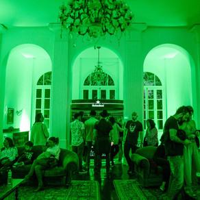 Heineken tem ação de light painting na Jazz Mansion produzida pela Cuco