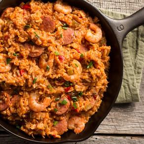 A gastronomia Cajun e Creole: receitas de Nova Orleans e a história por trás delas.