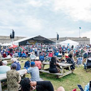 Newport Jazz Festival é realizado com público nos EUA nesse final de semana