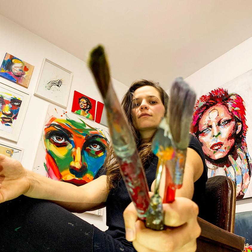Art & Jazz com Milenna Saraiva