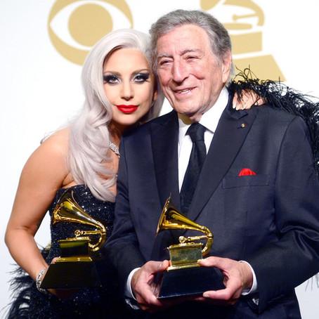 Após revelar luta contra o alzheimer Tony Bennett anuncia novo álbum com Lady Gaga