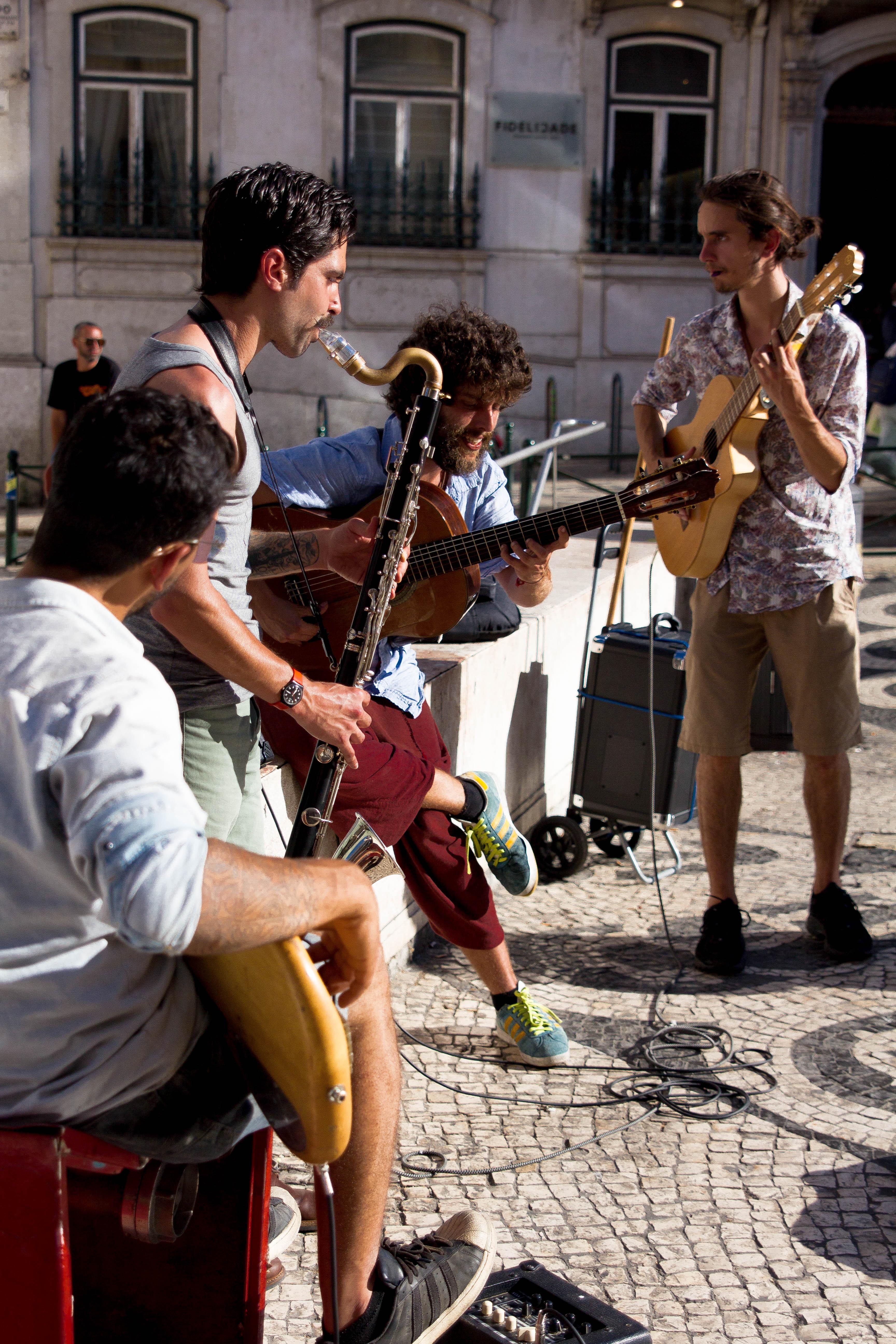 Jam Session na Rua