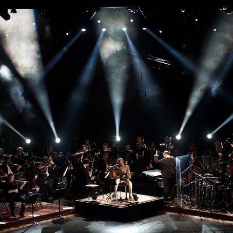 """Gilberto Gil relança """"Concerto de Cordas e Máquinas de Ritmo"""""""