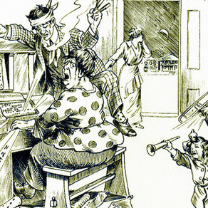 Em 1919, um serial killer obrigou toda população de New Orleans a ouvir Jazz