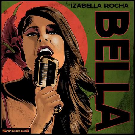 """Ouça a versão """"jazzística"""" de O Carcará e a Rosa, hit do Natiruts, regravado por Izabella Rocha"""