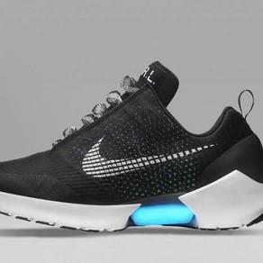 O Nike HyperAdapt 1.0 é o primeiro tênis esportivo que se auto- ajusta ao contorno do pé