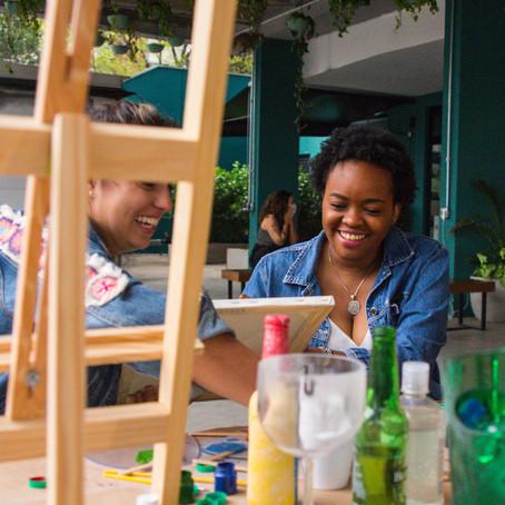 Jazz Mansion fará experiências imersivas de arte e drinks durante a próxima edição do evento