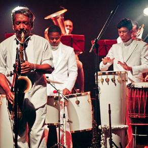 Leitieres Leite e Orkestra Rumpilezz são um marco na história da música instrumental brasileira