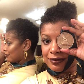 Thalma de Freitas foi a única brasileira indicada ao Grammy 2020