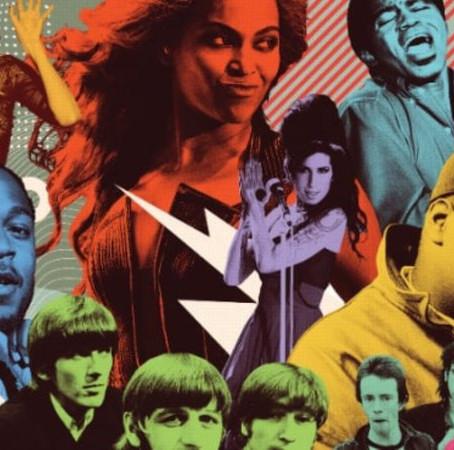 Rolling Stone reelege os 500 melhores álbuns da história