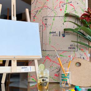 Jazz Mansion se une a iniciativa artística para levar arte e música aos lares durante a quarentena