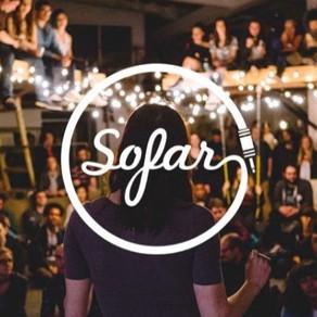 A edição virtual do Sofar Sounds mantém sua essência intimista com shows via Zoom