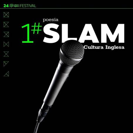 Escola de idiomas promove competição de Slam digital