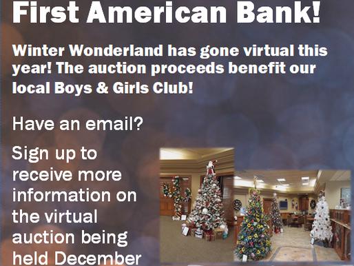 Virtual Winter Wonderland 2020!!
