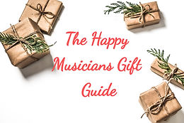 Happy Musician Gift Guide