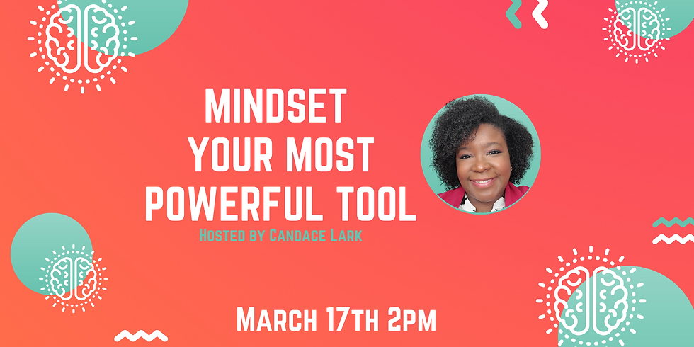 Mindset your most powerful tool