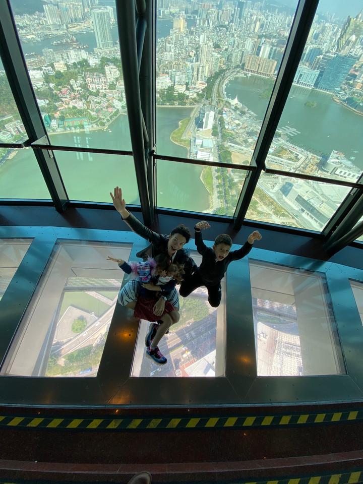 360 Macau tower