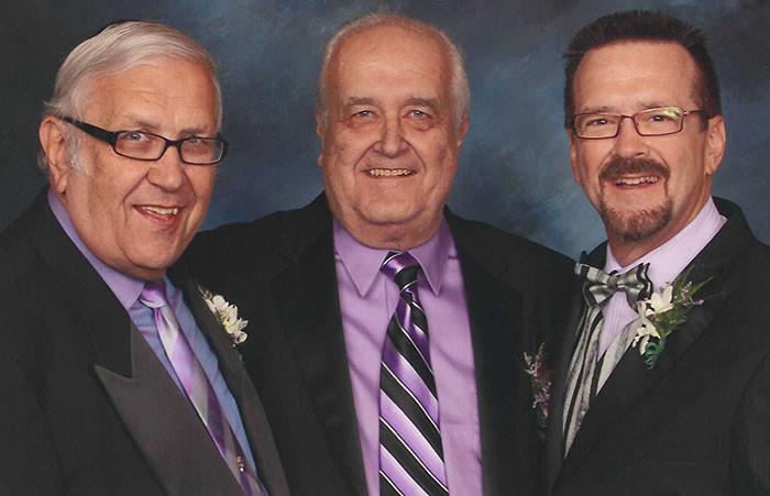 Ed Picker, Lloyd Picker, Harlon Picker