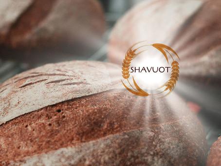Shavuot, The Helper Has Come