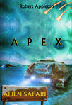Alien Safari Book 3 - Cover Reveal and Details