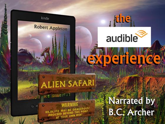 Alien Safari - The Audible Experience