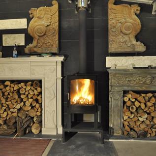 Fireplace specalist #makastone