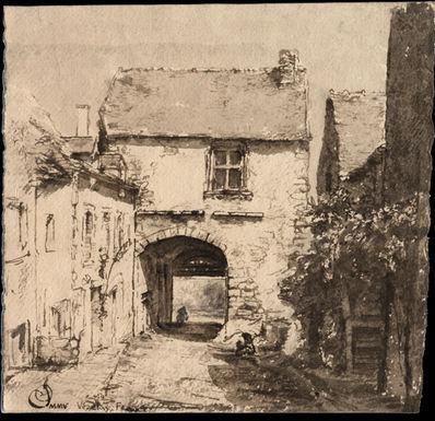 City Gate of Vèzelay