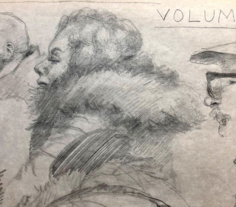 jory glazener-sketch drawing-portrait-woman
