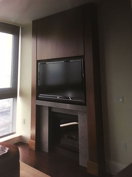 Seattle TV and fireplace surround.jpg
