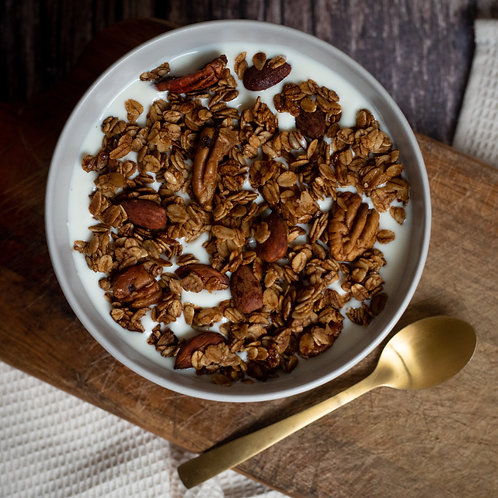 Granola Nuts About You