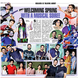The Calcutta Times on TheOldHouseJam