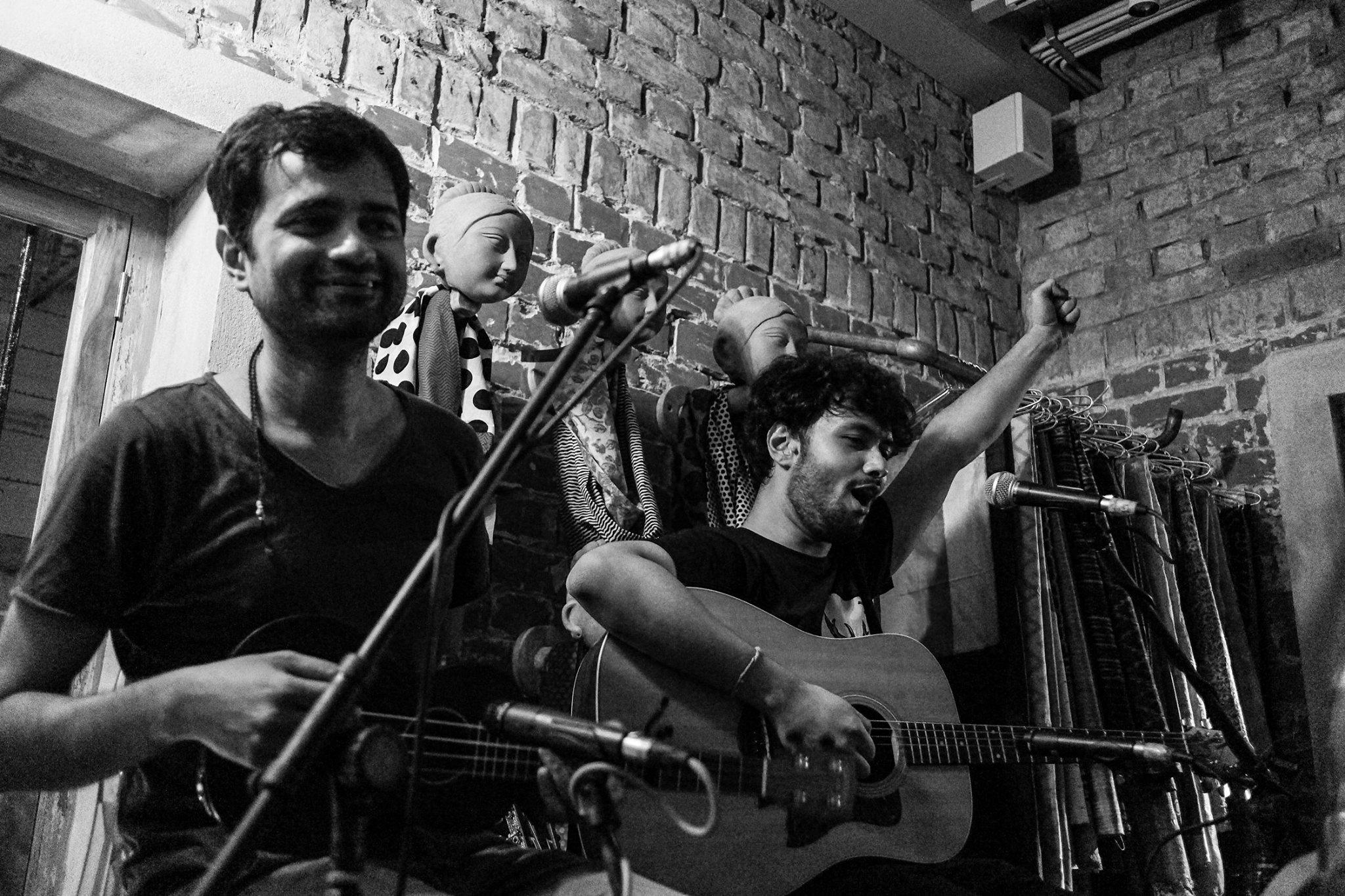 Sienna Cafe (with Neel Adhikari)