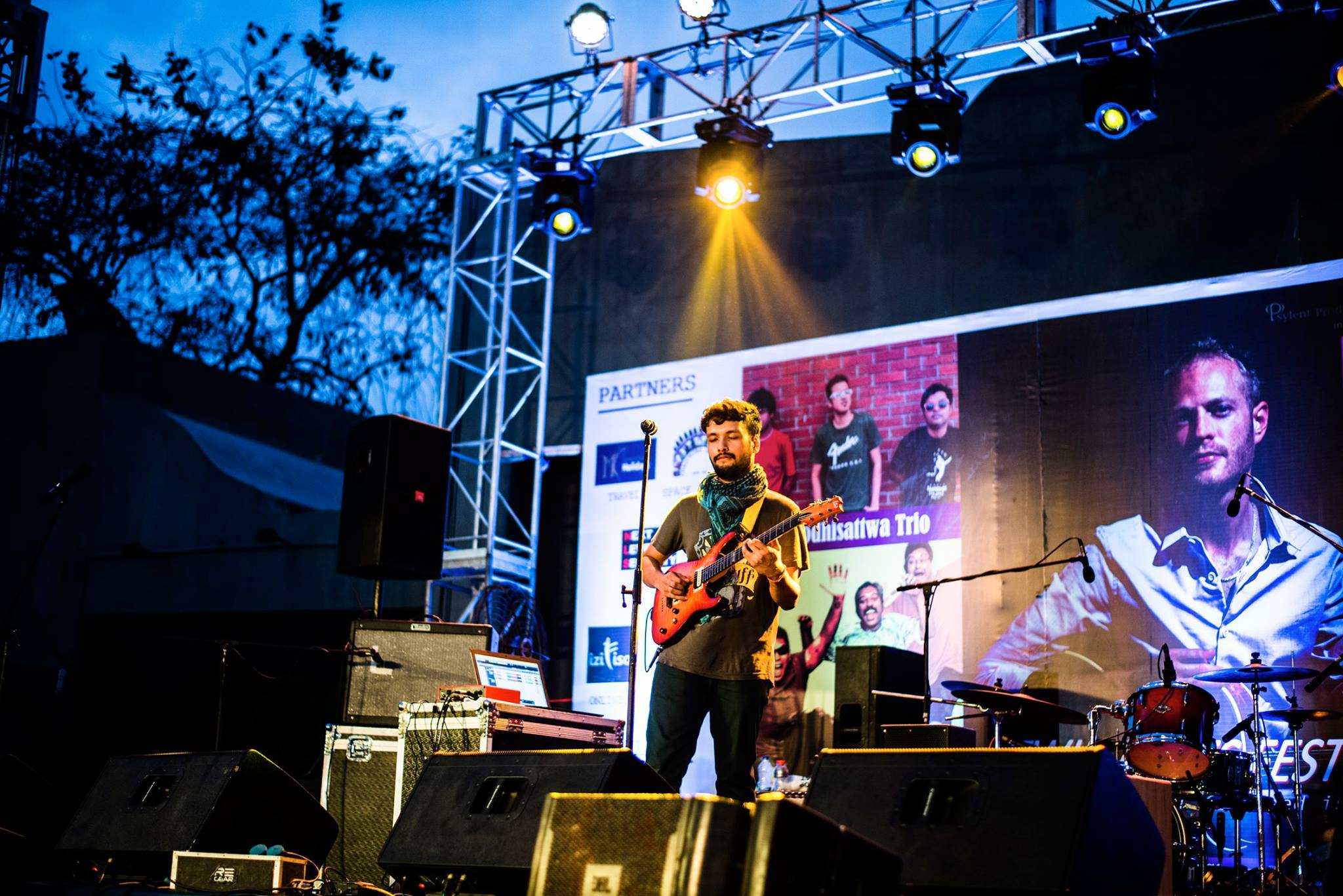 Live at Twin Cities Festival