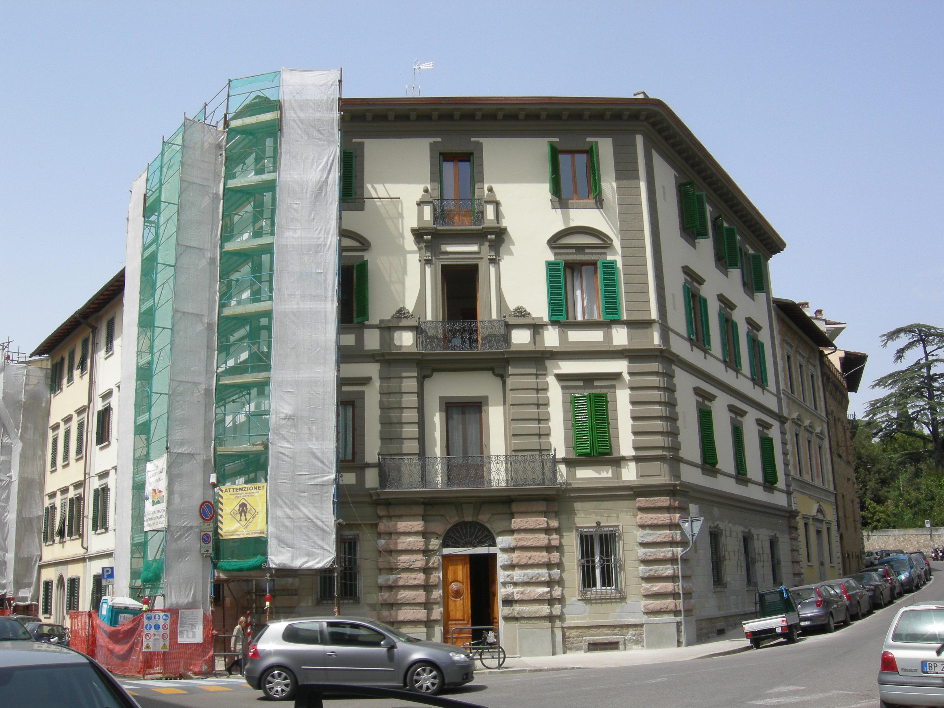 Via Vittorio Emanuele II (FI)