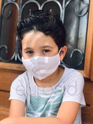 Masque en tissu 3couches Enfant