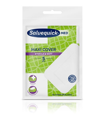 Salvequick MED Maxi Cover