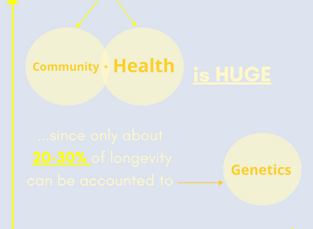 The Importance of Community for our Health