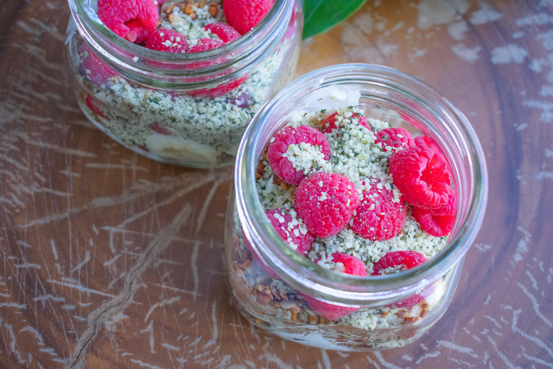 Greek Yogurt & Granola Bowl