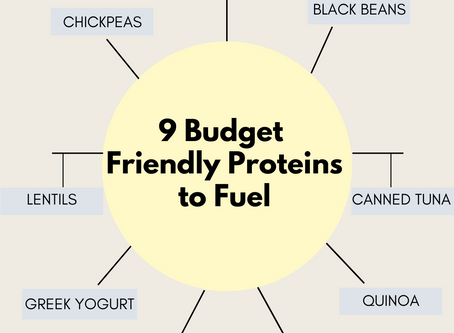 9 Budget Friendly Proteins to Fuel